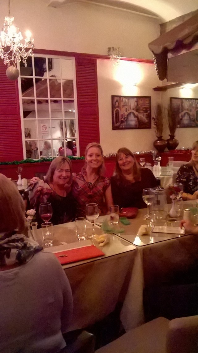 Ladies Christmas 2015