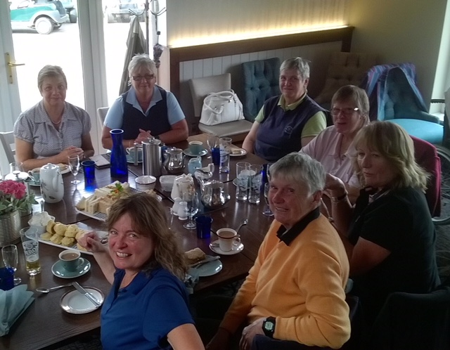 Lady Captains Away Day 1