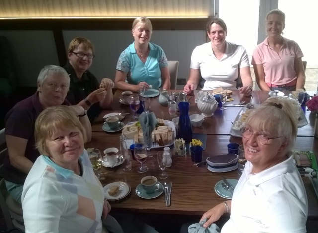 Lady Captains away day 2