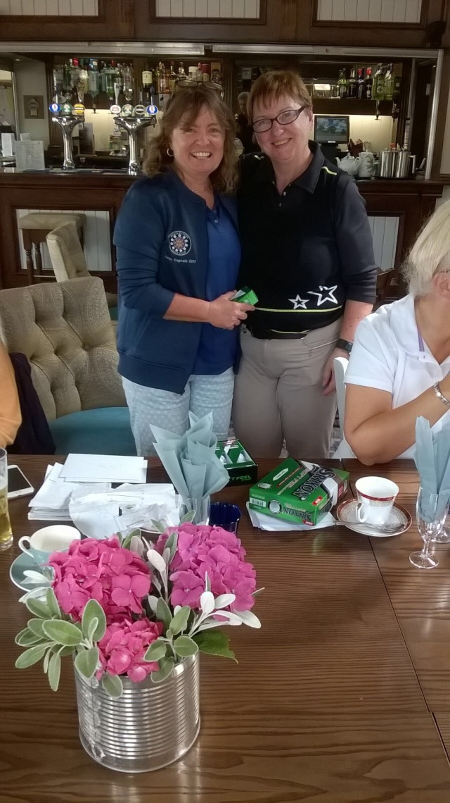 Lady Captains Away Day 5