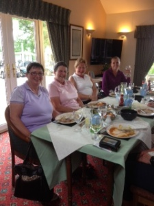 Lady Captains Away Day
